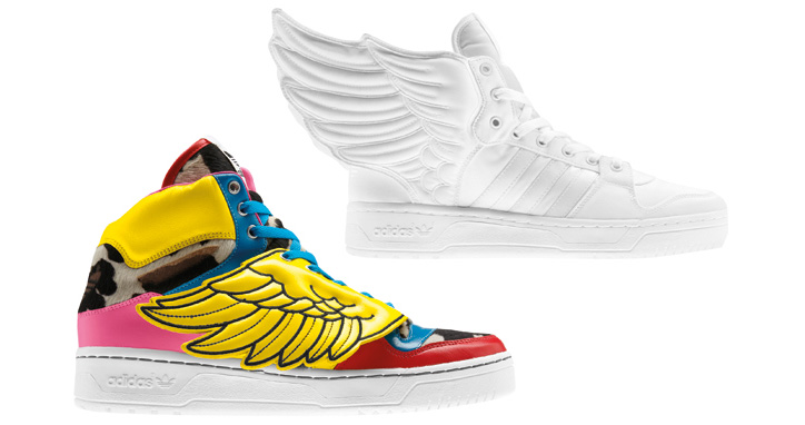 Photo01 - 2NE1 x ADIDAS JS COLLAGE WINGS & WINGS 2.0