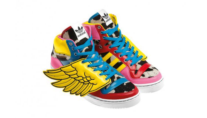 Photo01 - 2NE1 x Jeremy Scott x adidas Originals JS Wings