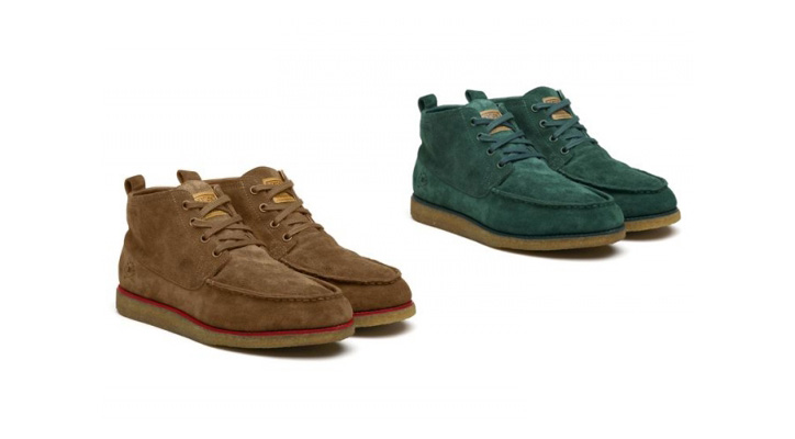 Photo01 - Ransom by adidas Bluff Mid 'Crepe' Fall/Winter 2011
