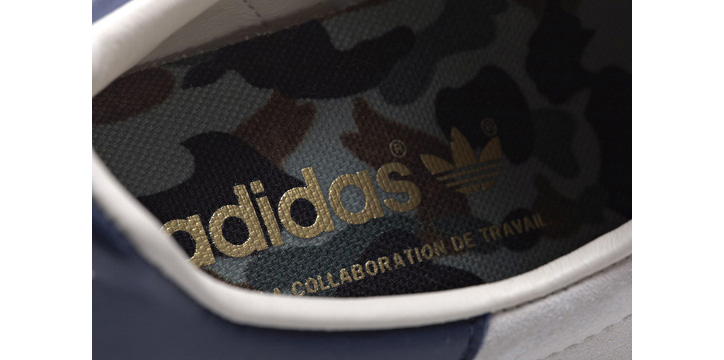 Photo03 - BAPE x adidas Originals Fall/Winter 2011 'B-Sides' Superstar 80s