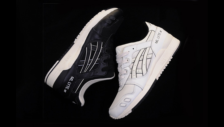 "Photo01 - ASICS 2012 Spring/Summer ""Yin & Yang"" Gel Lyte III"