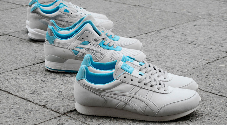 Photo01 - Solebox x ASICS Capsule Collection