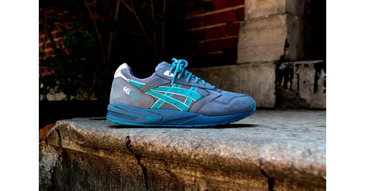 "Photo01 - Ronnie Fieg x Asics Gel Saga ""Neptune Blue"""