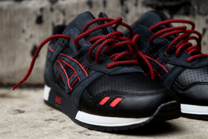 "Photo05 - Ronnie Fieg x ASICS ""Total Eclipse"" Gel Lyte III"