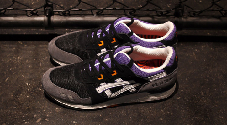 "Photo01 - asics GEL-LYTE III ""LIMITED EDITION"" のニューカラーが発売"