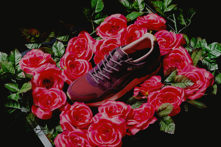 "Photo02 - アシックスは、mita sneakersとのコラボレーションモデル asics GEL-LYTE V ""Dried Rose"" を発売"