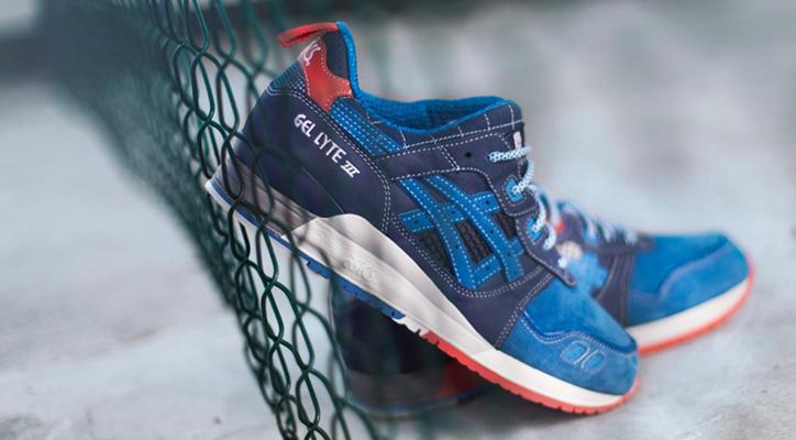"Photo01 - asics GEL-LYTE III 25周年を迎え、アシックスタイガーという名を冠したmita sneakersコラボレーションモデル asics tiger GEL-LYTE III ""TRICO""が発売"