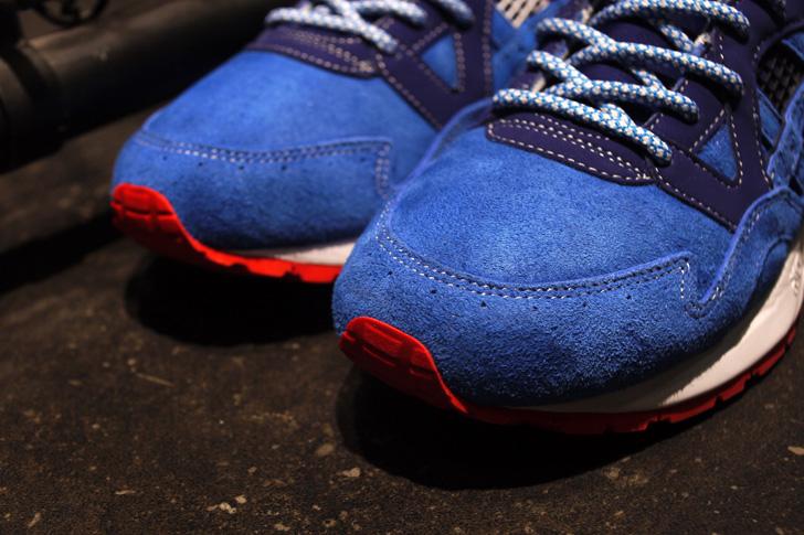 """Photo03 - アシックスタイガーから、mita sneakersとのコラボレーションモデルGEL-LYTE V """"TRICO""""が登場"""