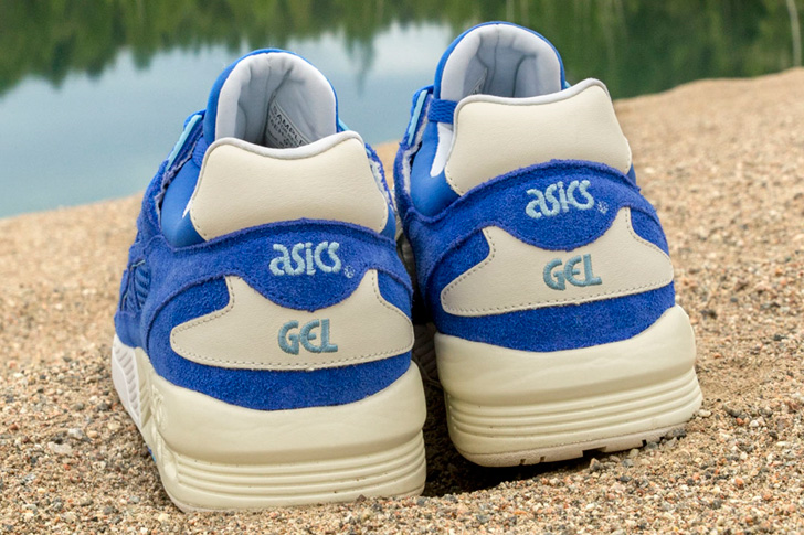 """Photo04 - アシックスタイガーは、SneakersnstuffとのコラボモデルGT-Cool Xpress """"A day at the Beach""""を発売"""