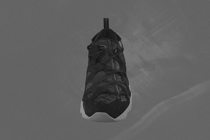 """Photo03 - アシックスタイガーから、mita sneakersとのコラボレーションモデルGEL-MAI """"黒豹""""が登場"""