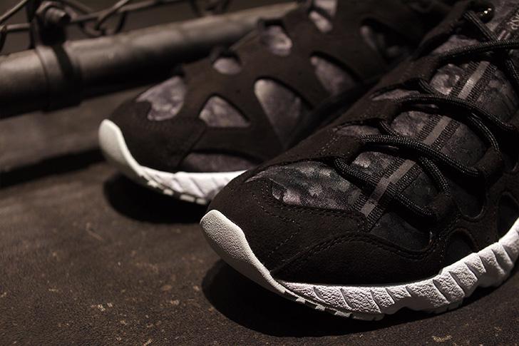 """Photo06 - アシックスタイガーから、mita sneakersとのコラボレーションモデルGEL-MAI """"黒豹""""が登場"""