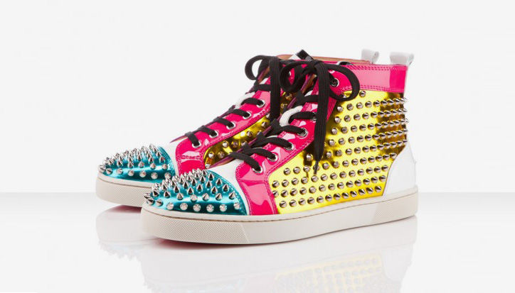 Photo01 - Christian Louboutin 2011 Holiday Louis Spikes
