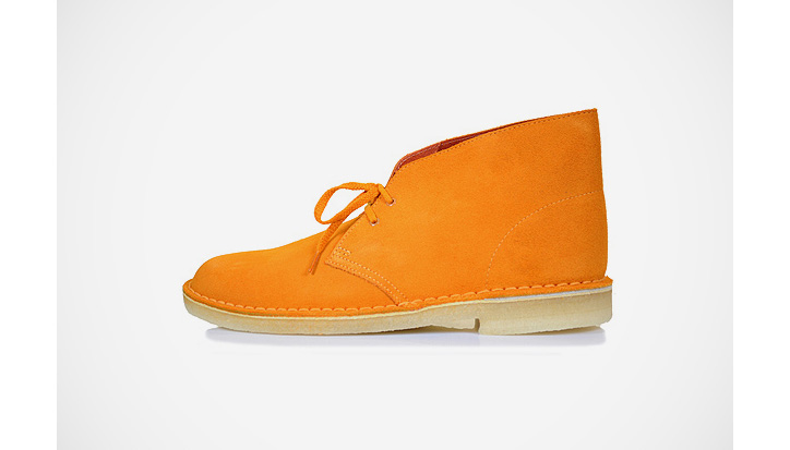 Photo01 - BEAMS x Clarks Desert Boot