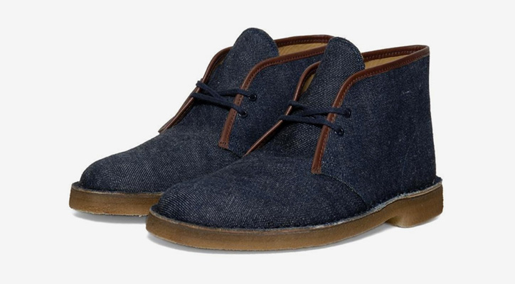 Photo01 - Warehouse & Co. x Clarks Originals Desert Boot
