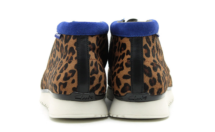 "Photo04 - atmos x Clarks Sports Wear TAWYER ""Animal Print"""