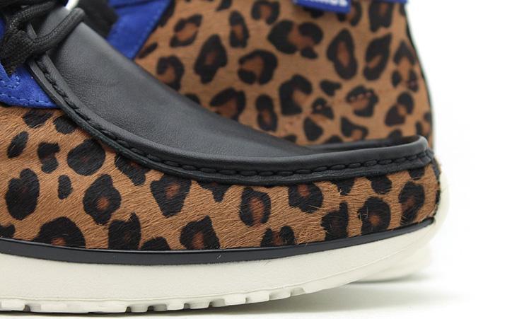 """Photo07 - atmos x Clarks Sports Wear TAWYER """"Animal Print"""""""