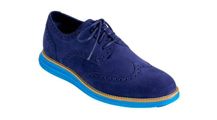 Photo01 - Cole Haan LunarGrand Wingtip