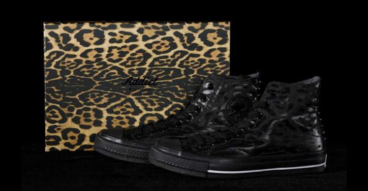 Photo01 - Givenchy by Riccardo Tisci x CONVERSE ADDICT