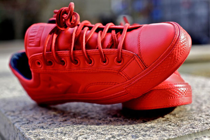 Photo02 - RONNIE FIEG X CONVERSE STAR PLAYER 75 LOW DELUXE RED