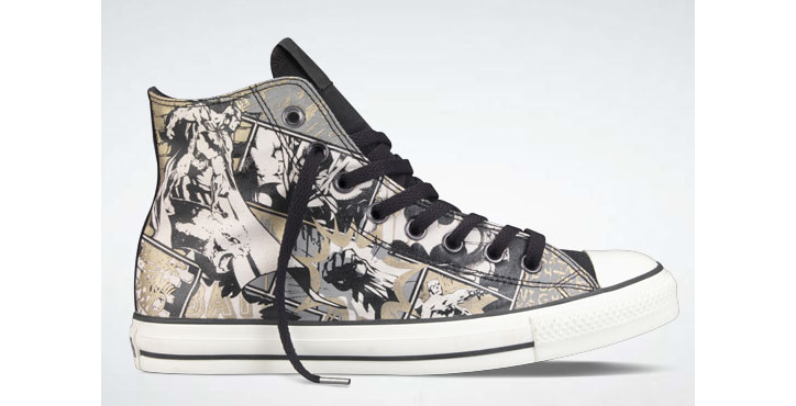 Photo05 - Converse x DC Comics Holiday 2011 Chuck Taylor All Star Hi Collection
