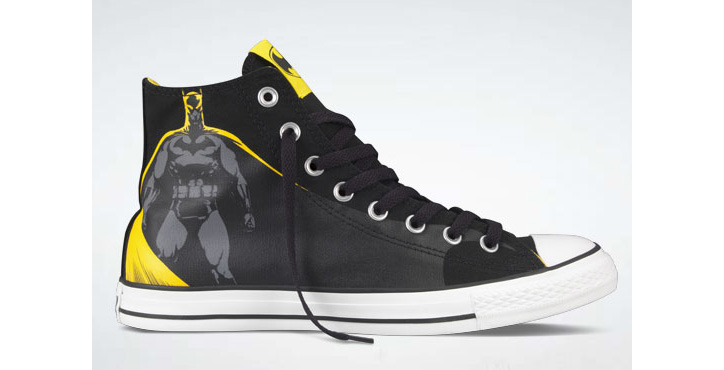Photo06 - Converse x DC Comics Holiday 2011 Chuck Taylor All Star Hi Collection