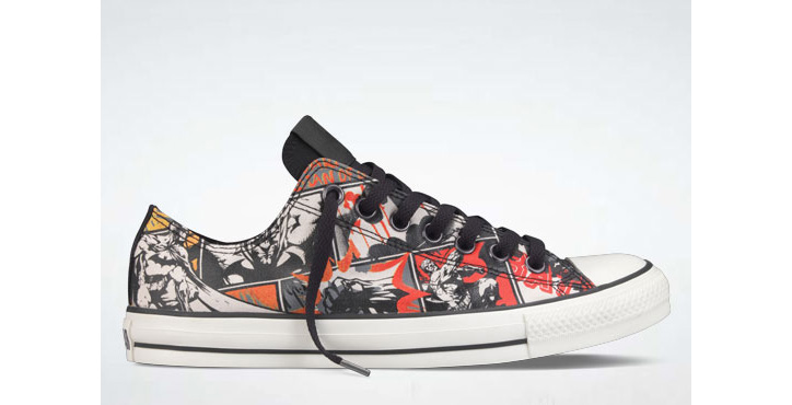 d74f2c43055e5a Photo07 - Converse x DC Comics Holiday 2011 Chuck Taylor All Star Hi  Collection