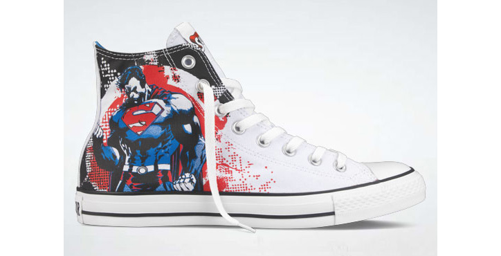 Photo09 - Converse x DC Comics Holiday 2011 Chuck Taylor All Star Hi Collection
