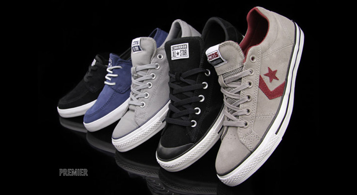 Photo01 - Converse Skateboarding – Spring 2012 Releases