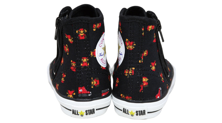 Photo09 - CONVERSE CHILD ALL STAR SUPER MARIO BROS. PS RZ HI