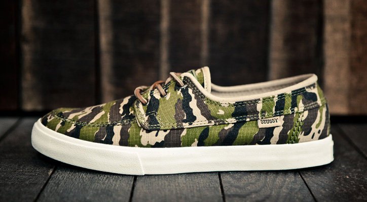 Photo01 - Stussy x Converse 2012 Spring/Summer Sea Star