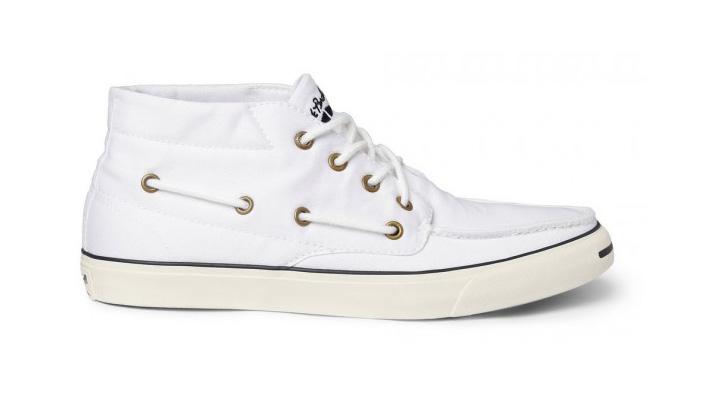 Photo01 - CONVERSE JACK PURCELL BOAT SNEAKERS