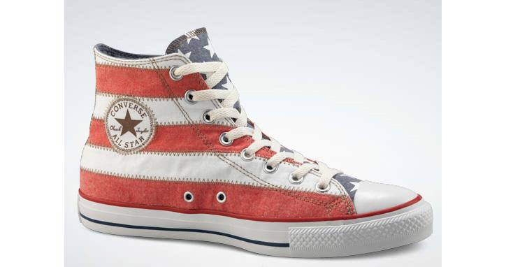 Photo01 - Converse Americana Chuck Taylor Collection