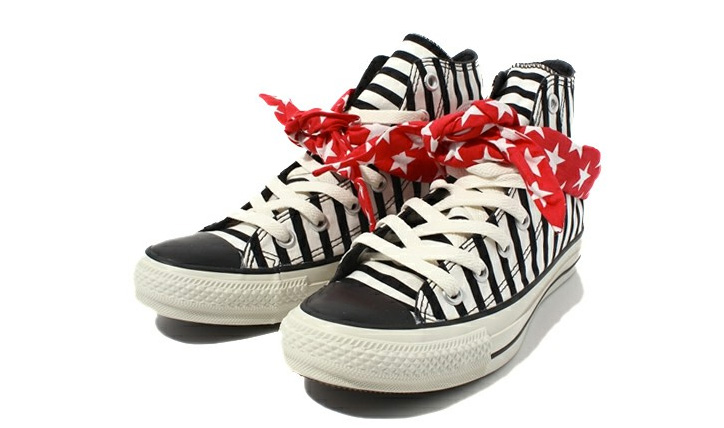 Photo03 - CONVERSE ALL STAR HI BANDANNA