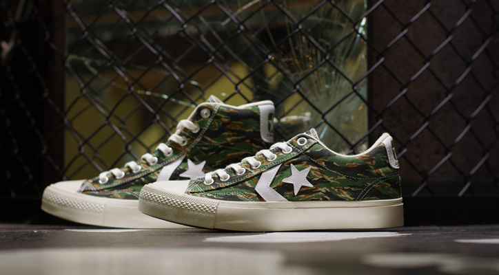 Photo01 - CONVERSE CANVAS CHEVRONSTAR TG-CAMO