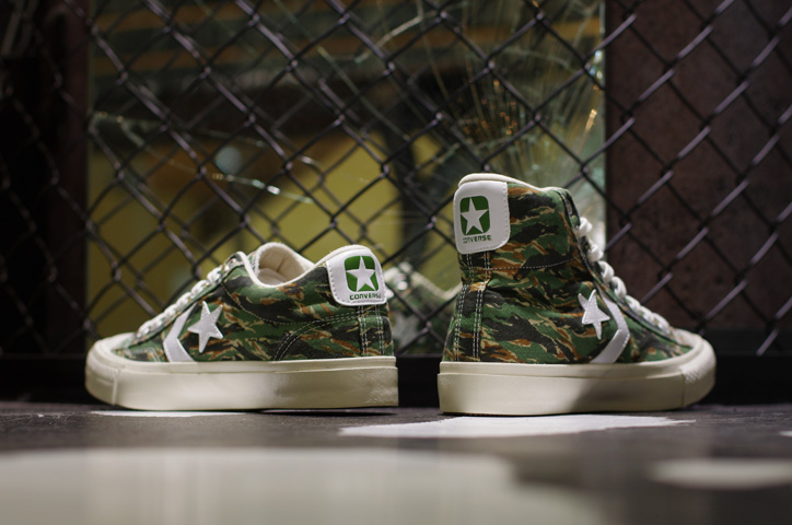 Photo03 - CONVERSE CANVAS CHEVRONSTAR TG-CAMO
