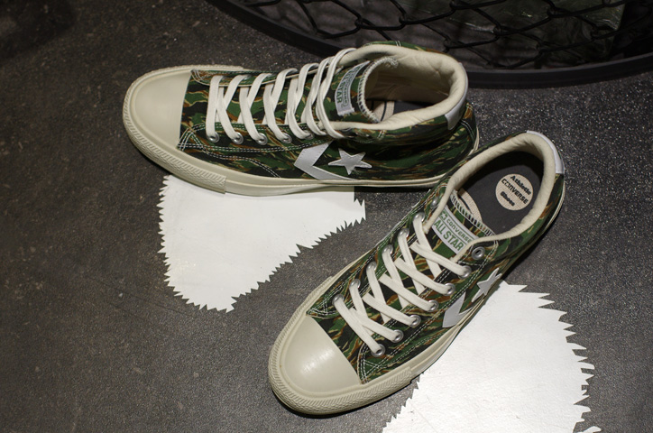 Photo04 - CONVERSE CANVAS CHEVRONSTAR TG-CAMO