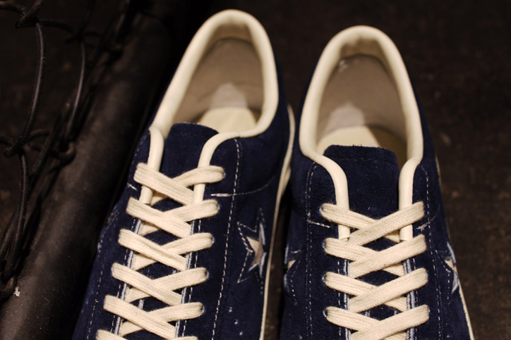 """Photo04 - CONVERSE の新プロジェクト""""TIME LINE""""より ONE STAR J VTG """"made in JAPAN"""" が発売"""