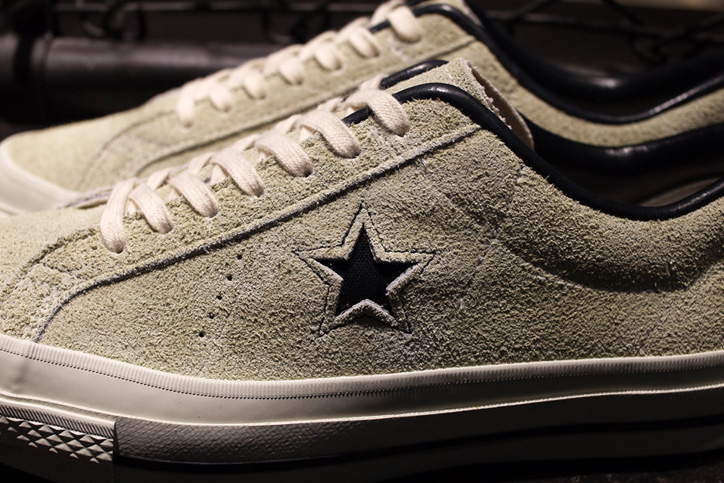 "Photo10 - CONVERSE の新プロジェクト""TIME LINE""より ONE STAR J VTG ""made in JAPAN"" が発売"