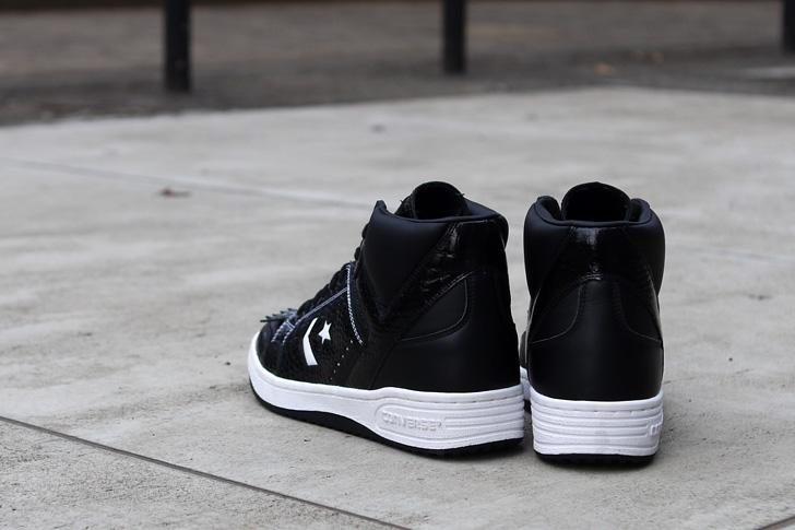 Photo05 - コンバースは、WHIZ LIMITEDとmita sneakersとのコラボレーションモデルWEAPON HI / WZ MSを発売