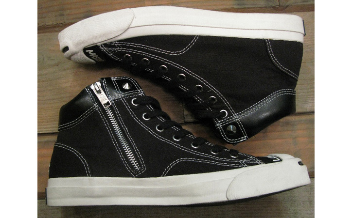 Photo01 - mastermind JAPAN x Converse Jack Purcell Hi Zip New Images