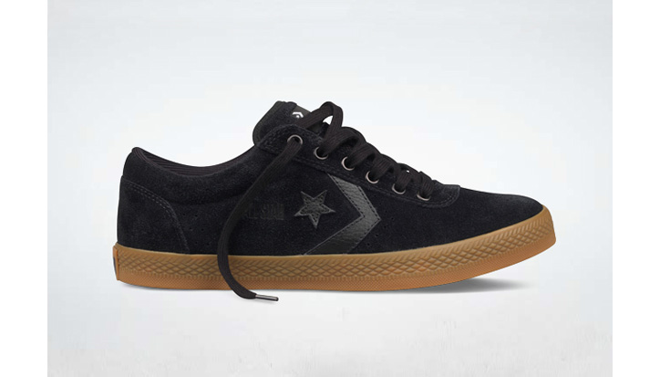 "Photo01 - Converse Skateboarding ""Black/Gum"" Pack"