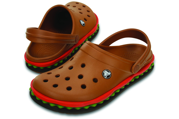 Photo03 - crocs crocband hamburger clogが限定発売開始