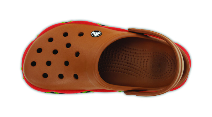 Photo04 - crocs crocband hamburger clogが限定発売開始