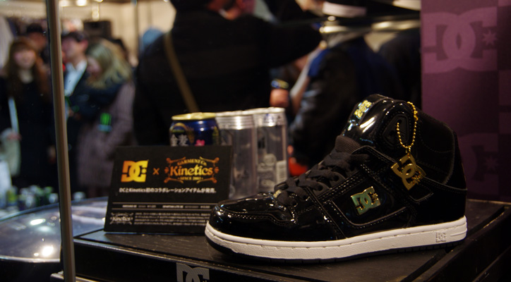 Kinetics x DC Black Gold Collection Launch Reception Recap