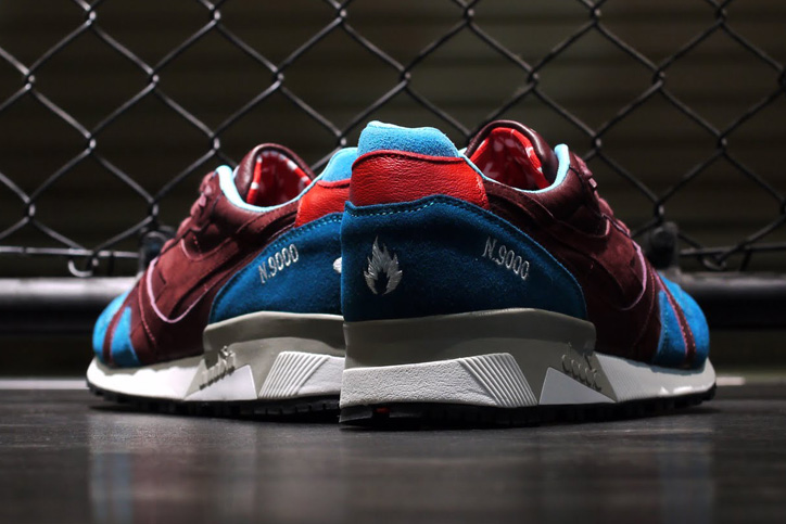 "Photo07 - Hanon x diadora N.9000 ""The Saturday Special"" が日本国内2店舗で発売"