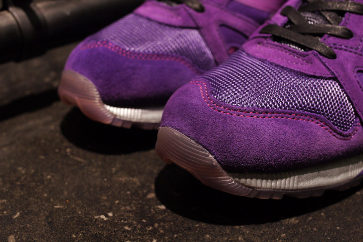 "Photo03 - RAEKWON x Packer Shoes x diadoraのコラボモデルN.9000 ""Purple Tape""が発売"