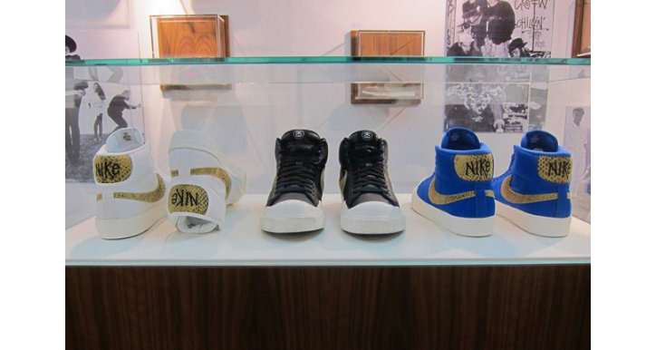 Photo05 - History of Stussy Sneaker Collaborations at Sneaker Museum