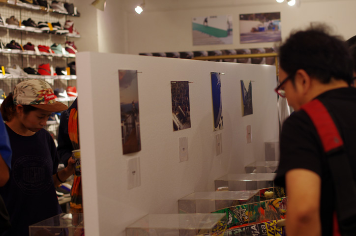 "Photo09 - ""GO SKATEBOARDING"" SKATEBOARD EXHIBITION Reception Recap"