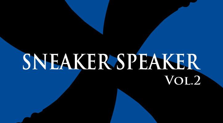 "Photo01 - 日本のスニーカー事情について語る""SNEAKER SPEAKER"" VOL.2が開催。"