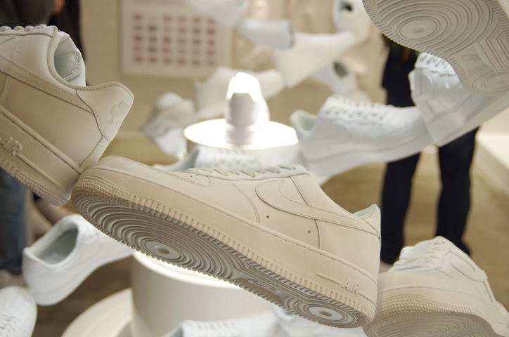 Photo07 - Interview with Bobbito Garcia & Kevin Couliau at NIKE AIR FORCE 1 THE PIVOT POINT